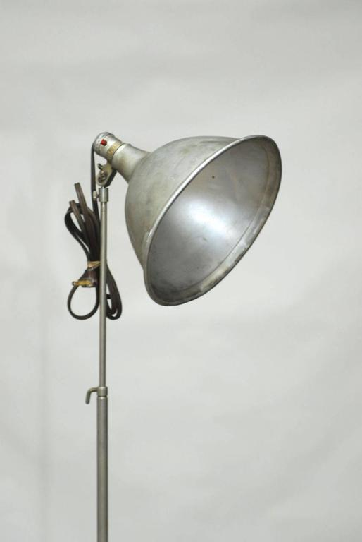 Smith Victor Tripod Lamp From Fox Studio Los Angeles At 1stdibs