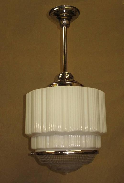 Large Bank Lobby Ceiling Fixture Circa 1925 For Sale At 1stdibs
