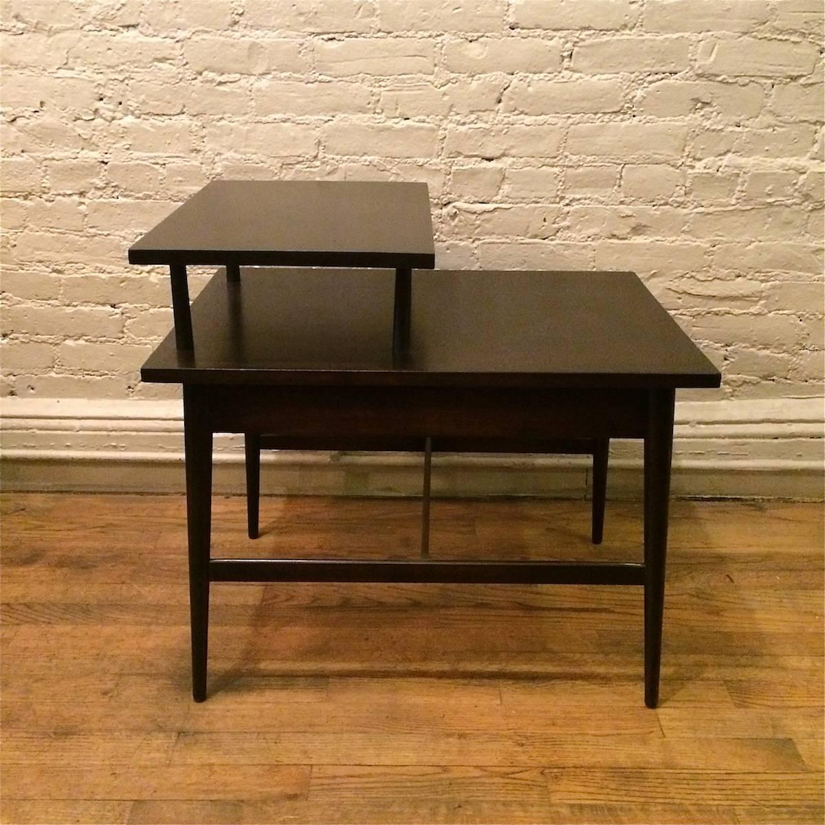Two Tier Side Table By Paul Mccobb For Planner Group For