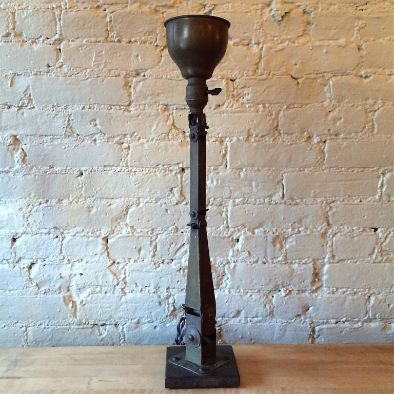Industrial Articulating Desk Top Task Lamp 6