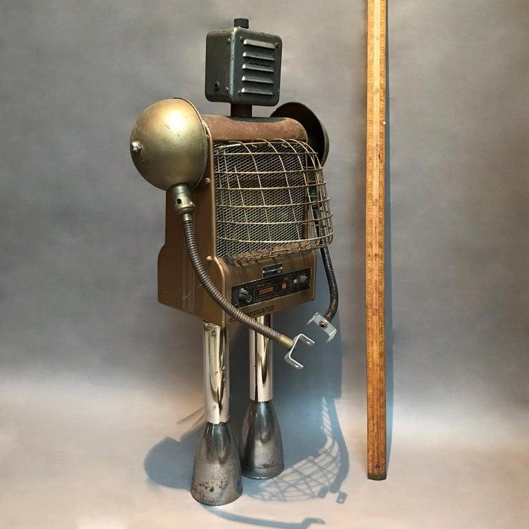 Machine Age Markel Robot Sculpture by Bennett Robot Works For Sale