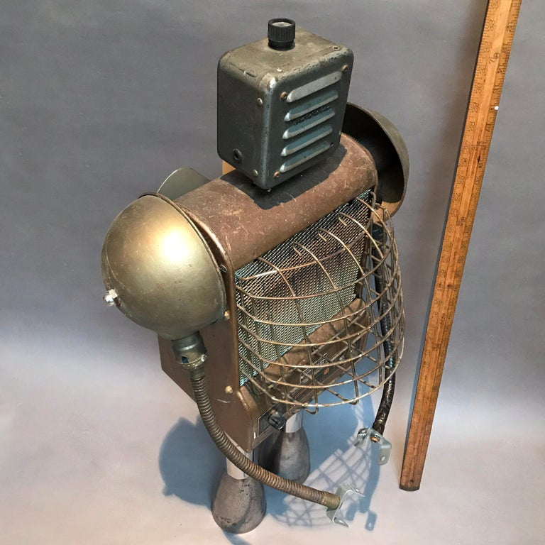 Mid-20th Century Markel Robot Sculpture by Bennett Robot Works For Sale