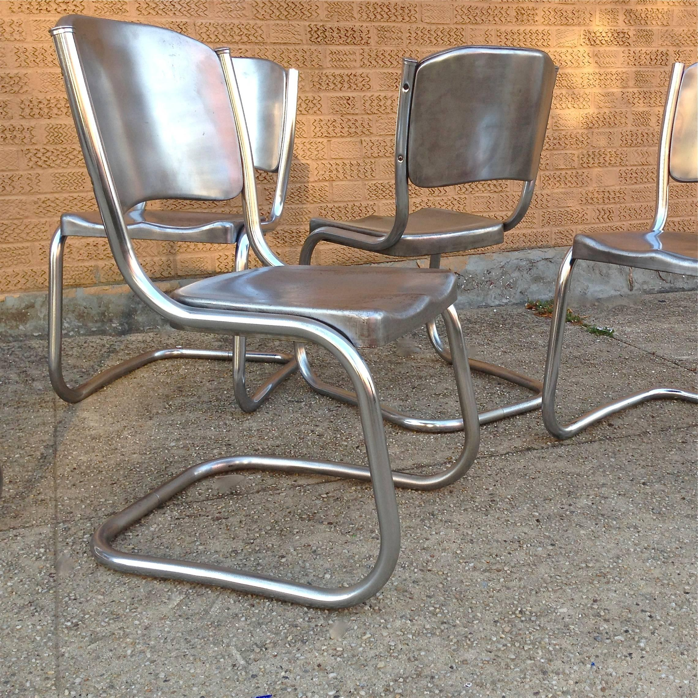 silver brushed metal chair woven. Silver Brushed Metal Chair Woven L