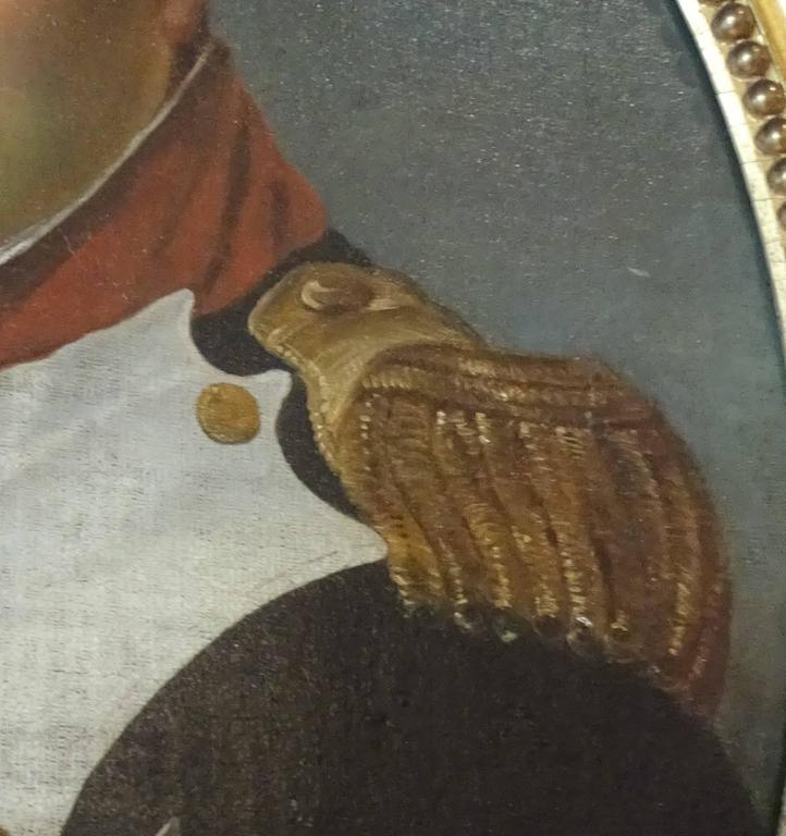Empire Napoleon Portrait, Painting For Sale