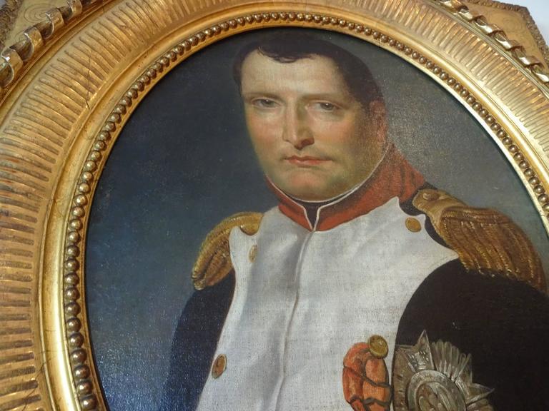 Napoleon Portrait, Painting For Sale 1