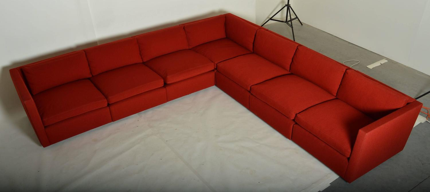 Mid Century Charles Pfister For Knoll Modular Sectional