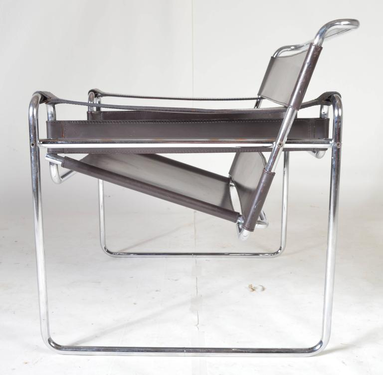 vintage 1960s wassily chair by marcel breuer for gavina italy 3