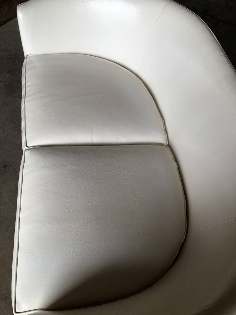 Milo Baughman Cantilever Sofas or Loveseats For Sale 2