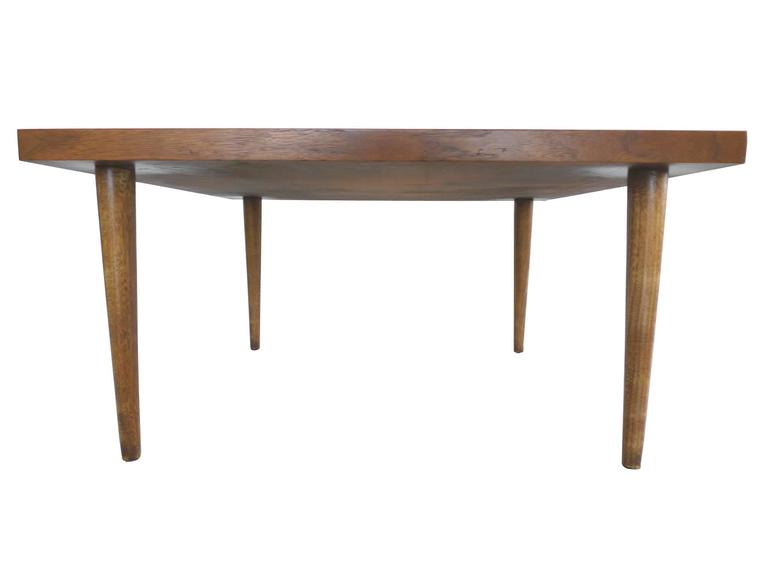 American Midcentury Cocktail Table by Merton Gershun For Sale