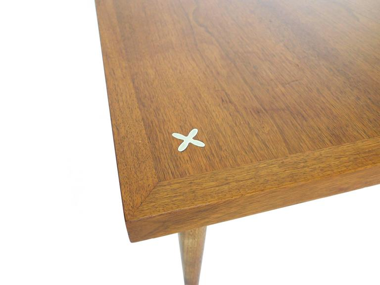 Midcentury Cocktail Table by Merton Gershun In Good Condition For Sale In New York, NY