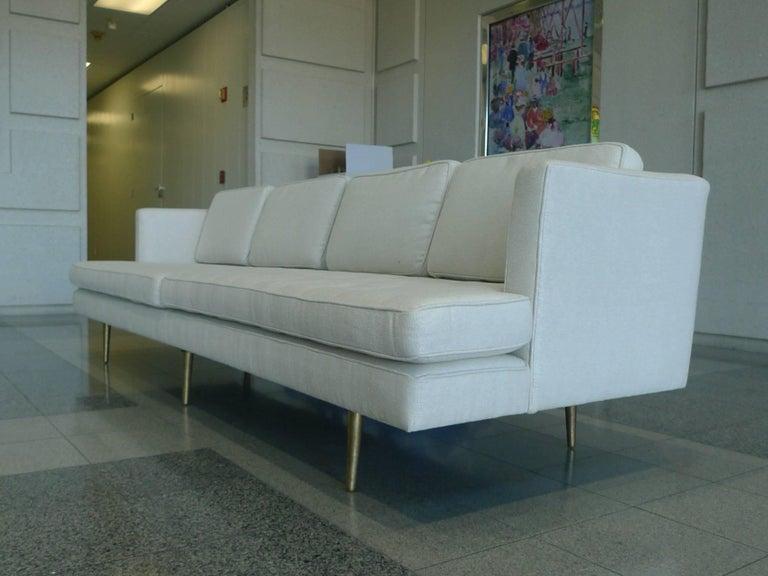 Mid-Century Modern Dunbar Sofa by Edward Wormley For Sale 3