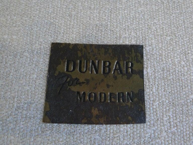 Mid-Century Modern Dunbar Sofa by Edward Wormley For Sale 2