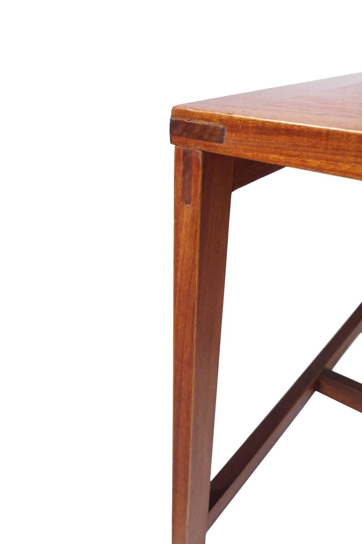 Midcentury Danish Coffee Table At 1stdibs
