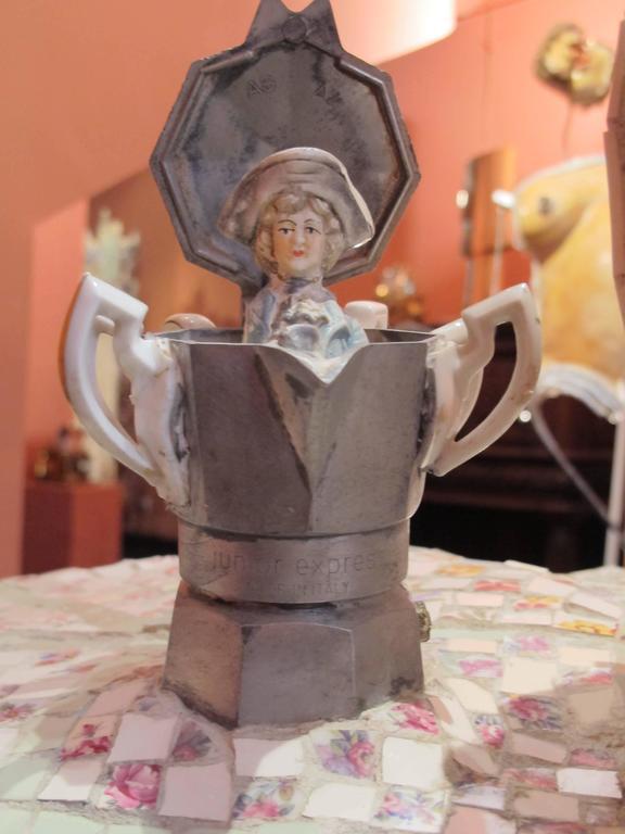 Ceramic 20th Century Sculpture