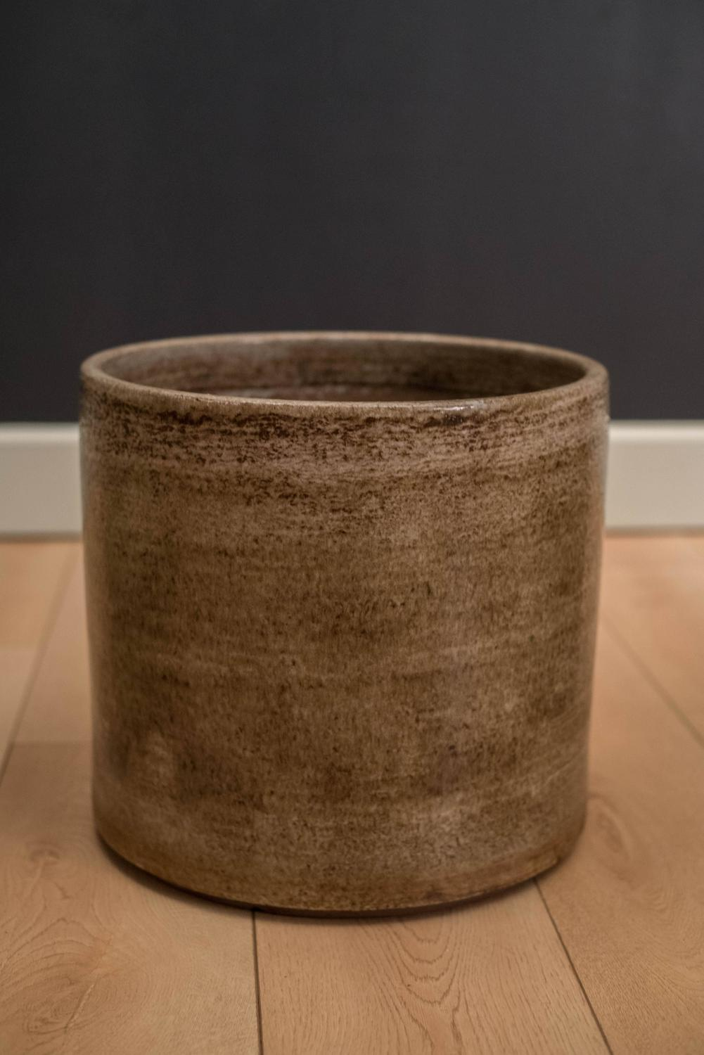 mid century pottery gainey planters for sale at 1stdibs