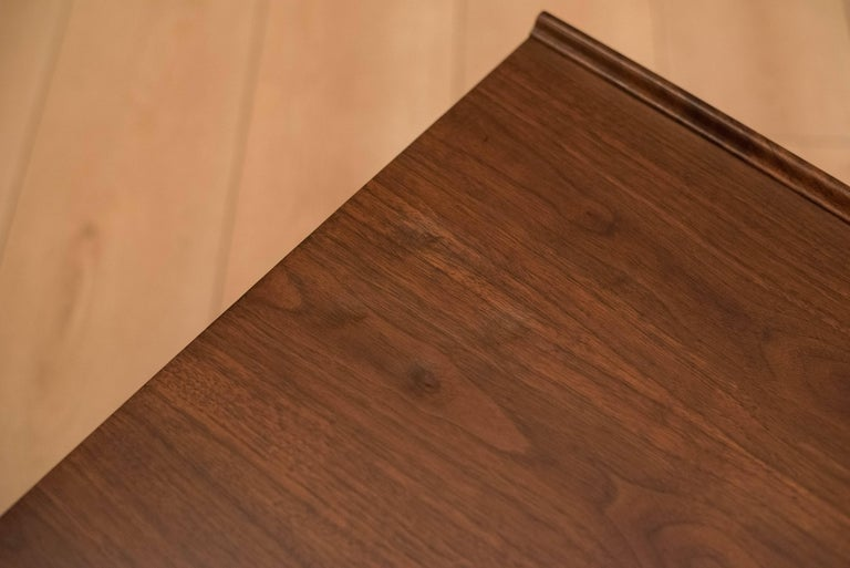 Mid Century Walnut Side Tables by Charles Pechanec 2