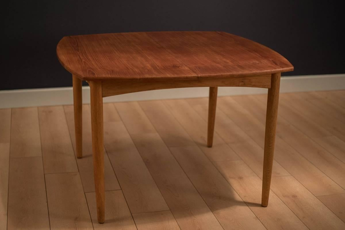 Mid Century Modern Dining Table Designed By William Watting For Brande  Møbelfabrik, Denmark.