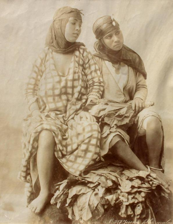 19th Century Orientalist Photography For Sale