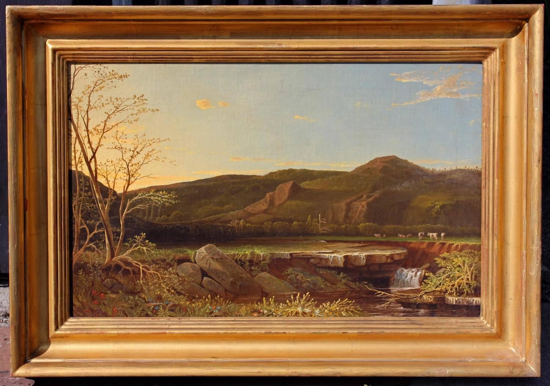 Antique Landscape Oil Painting For Sale At 1stdibs