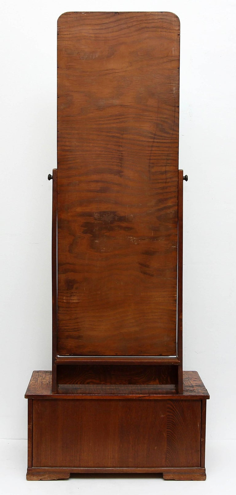Tall Dressing Table Mirror 19th Century For Sale 2