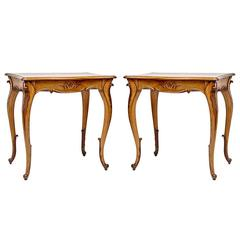 Louis XIV Tables