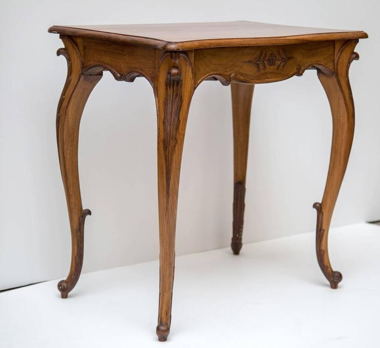 American Louis XIV Style  Side Tables For Sale