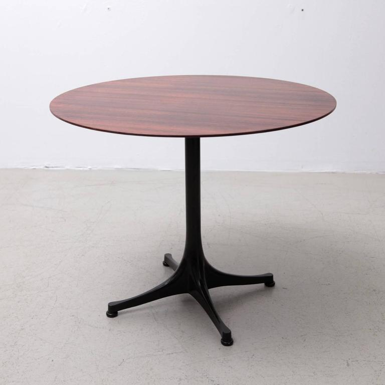 George Nelson Coffee Pedestal Table By Herman Miller At 1stdibs
