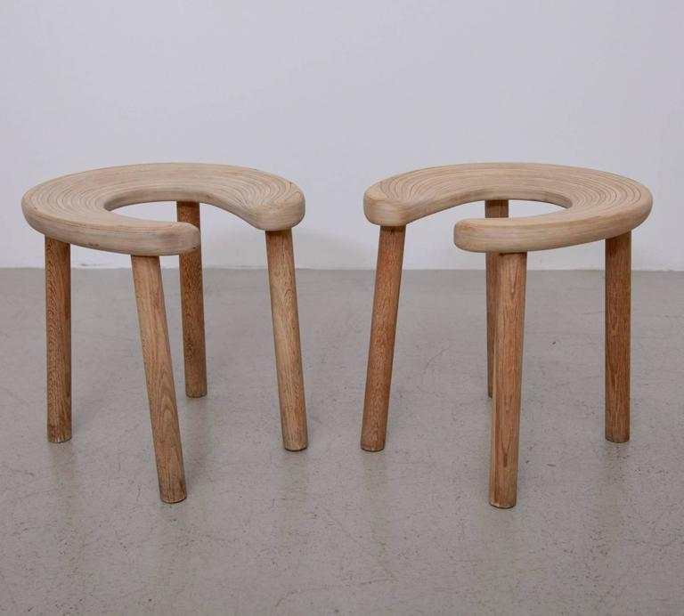 This design was created for the Palace Hotel, Helsinki. G. Soderstrom. Finland, 1952. Laminated birch and oak legs  *This piece is curated for you by Original in Berlin*