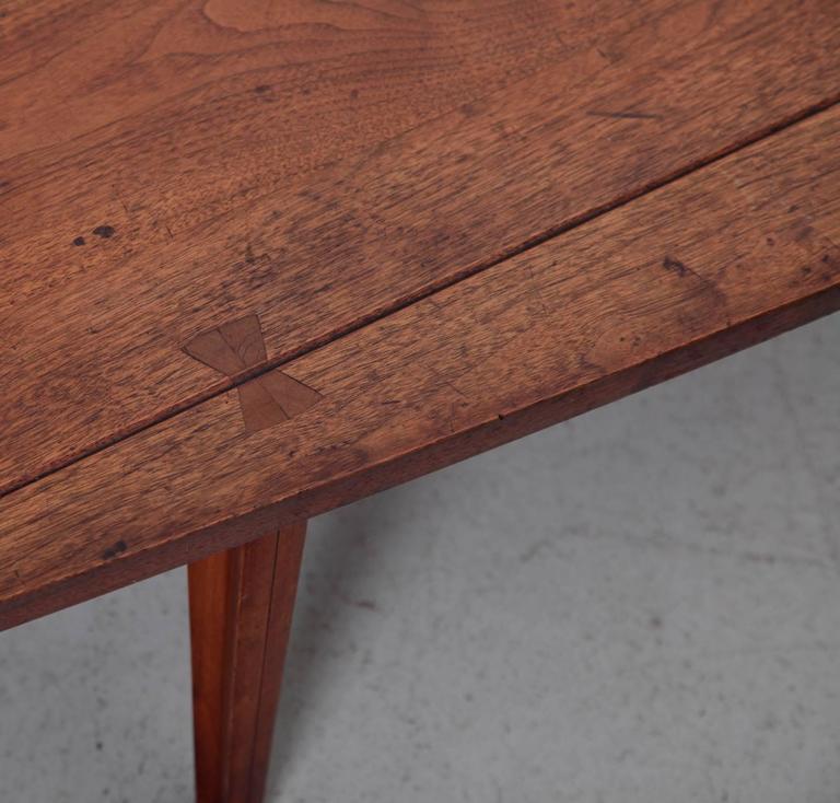 Reserved Mid Century Modern Lane Burl Wood Surfboard Coffee: 1960s California Studio Craft Surfboard Coffee Table At