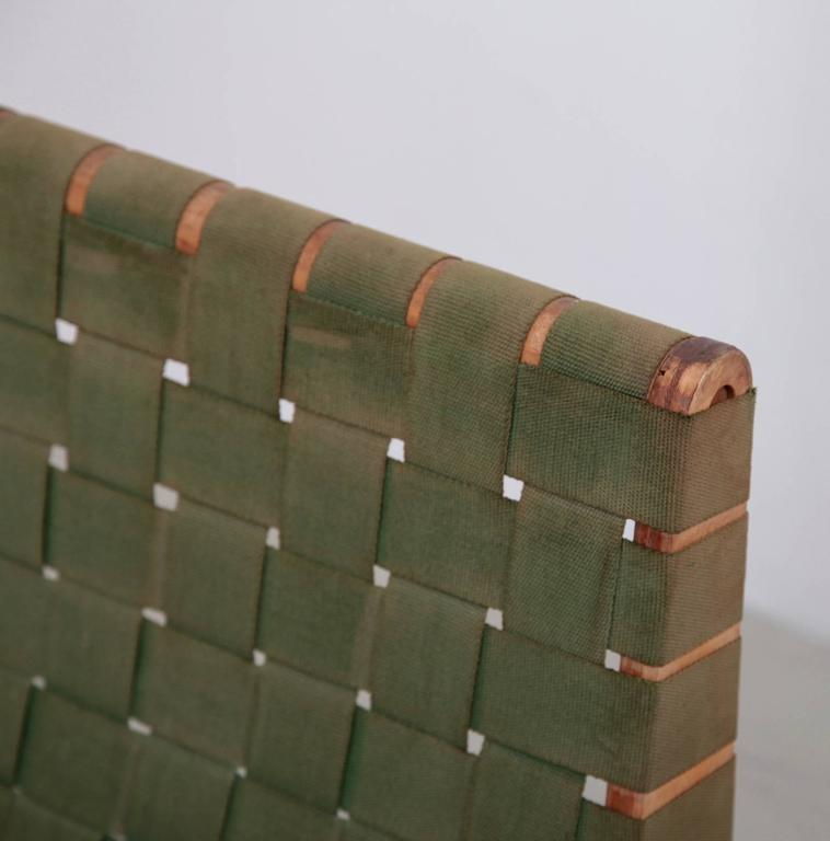 Original Green 1949 Klaus Grabe Plywood Chair In Good Condition For Sale In Berlin, DE