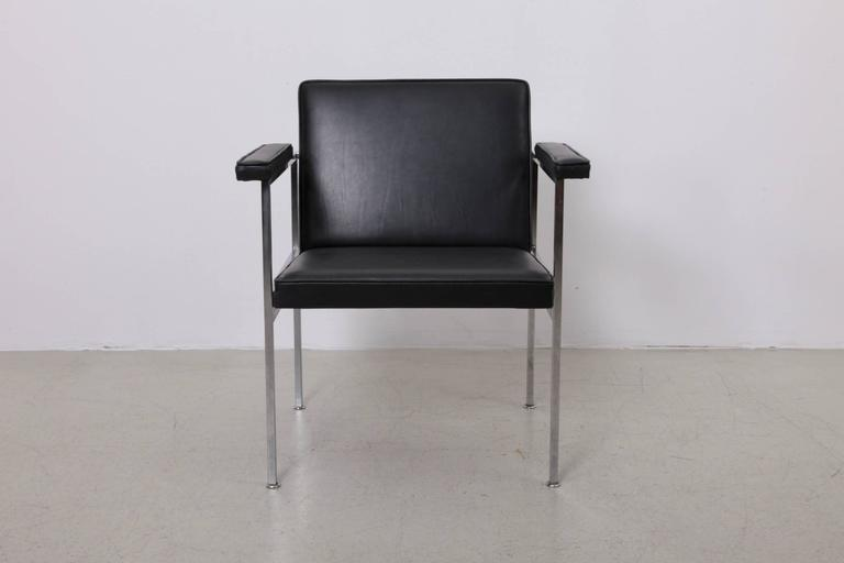Mid-20th Century Set of Four Paddle Armchairs by George Nelson for Herman Miller For Sale