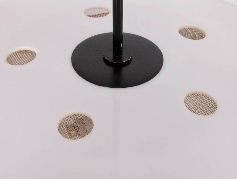 Italian Gino Sarfatti Ceiling Light, Model No. 2065 GF for Arteluce For Sale