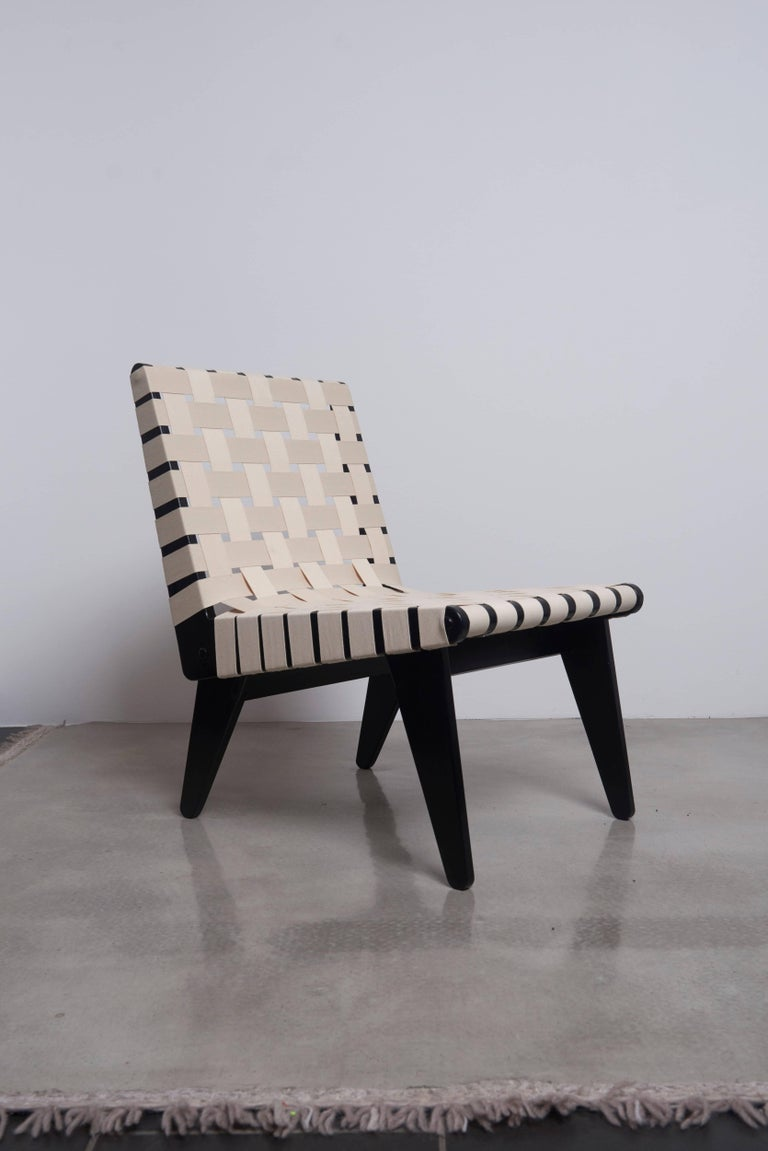 American Klaus Grabe Lounge Chair For Sale
