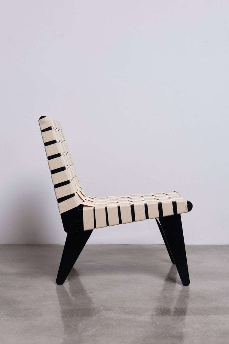 Cotton Klaus Grabe Lounge Chair For Sale