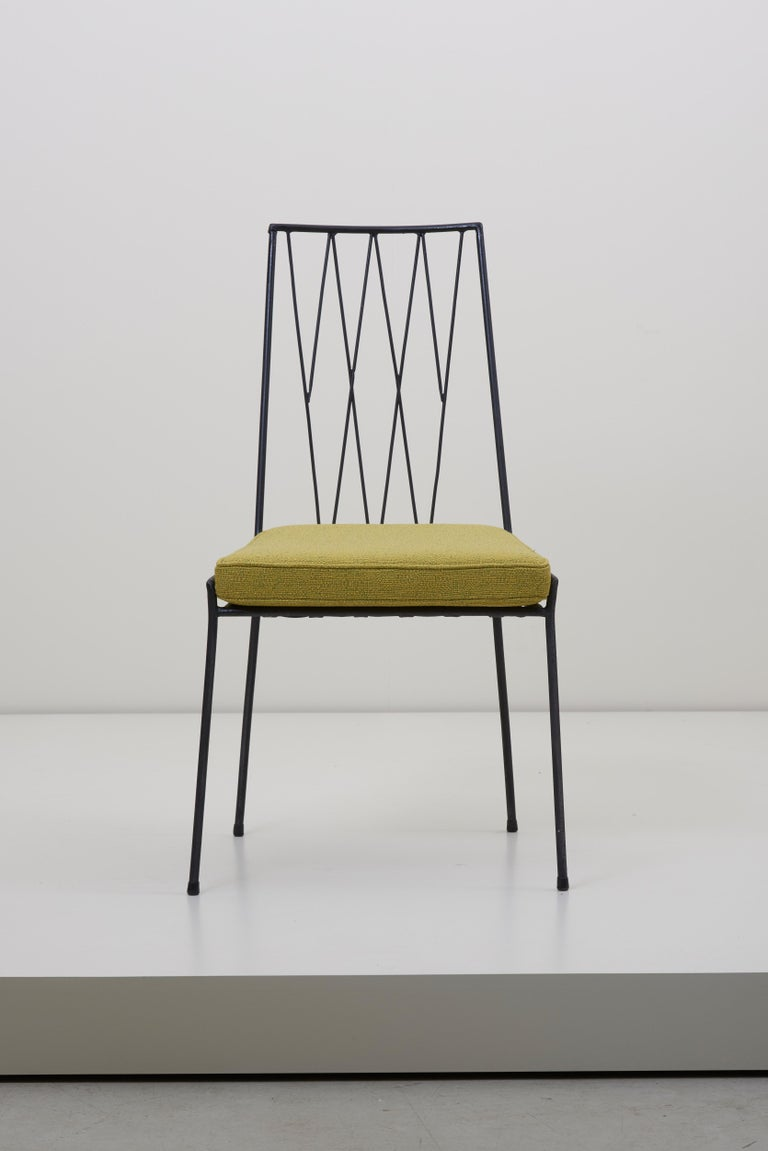 Mid-Century Modern Set of four Paul McCobb Pavilion Collection Chairs for Arbuck, USA, 1953 For Sale
