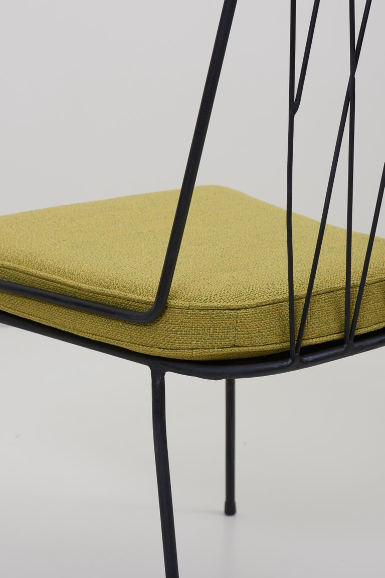 Set of four Paul McCobb Pavilion Collection Chairs for Arbuck, USA, 1953 In Good Condition For Sale In Berlin, DE
