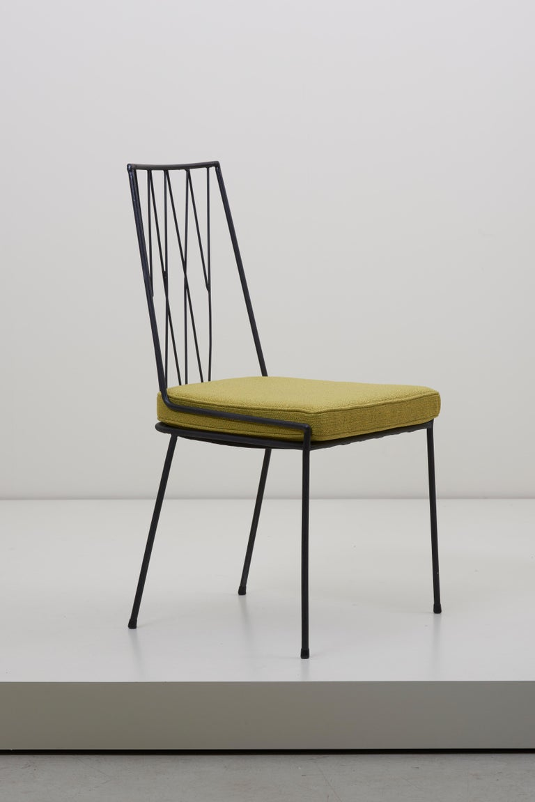Set of four Paul McCobb Pavilion Collection Chairs for Arbuck, USA, 1953 For Sale 1