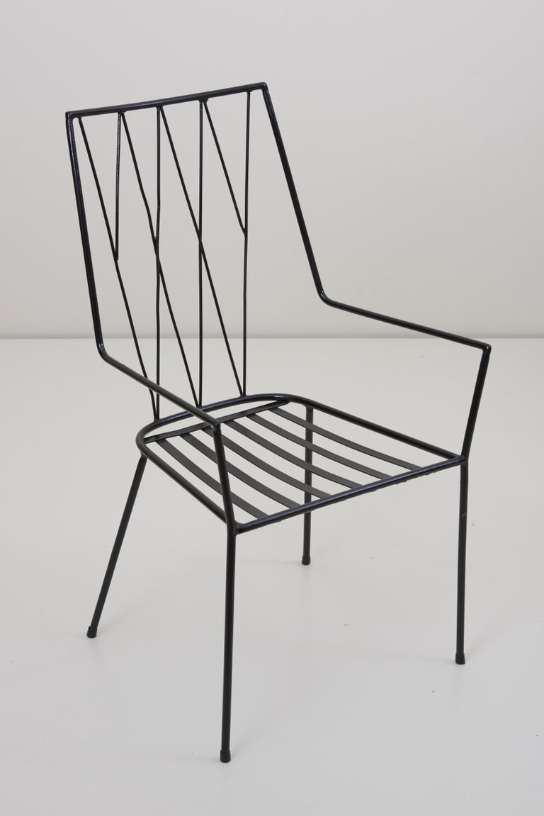 Set of four Paul McCobb Pavilion Collection Chairs for Arbuck, USA, 1953 For Sale 2