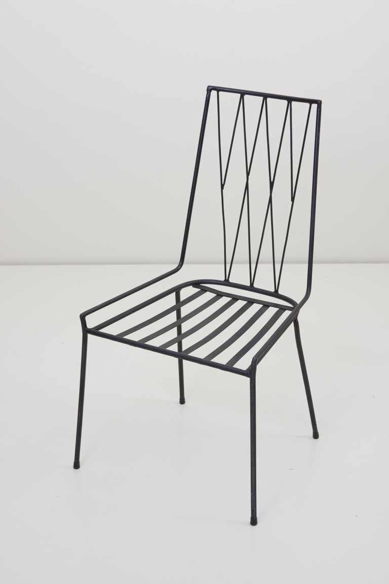 Set of four Paul McCobb Pavilion Collection Chairs for Arbuck, USA, 1953 For Sale 3