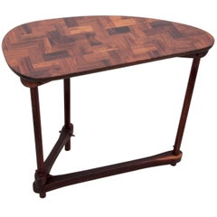 Don S. Shoemaker Side Table in wWood in Excellent Condition