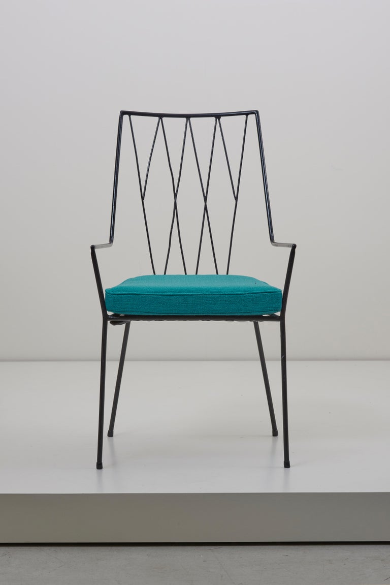 Set of four Paul McCobb Pavilion Collection Chairs for Arbuck, USA, 1953 For Sale 5