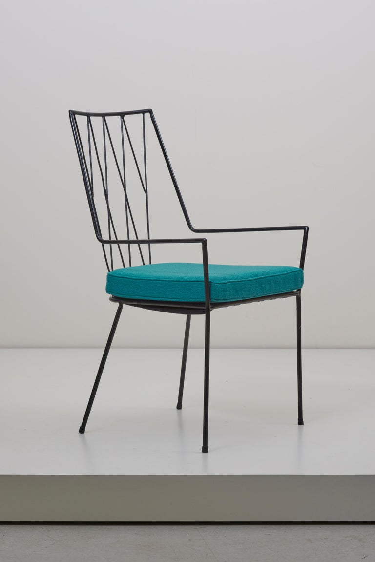 Set of four Paul McCobb Pavilion Collection Chairs for Arbuck, USA, 1953 For Sale 7