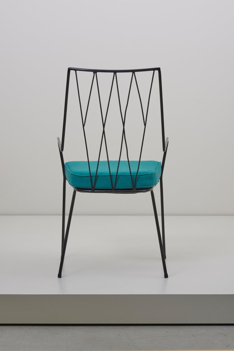 Set of four Paul McCobb Pavilion Collection Chairs for Arbuck, USA, 1953 For Sale 8