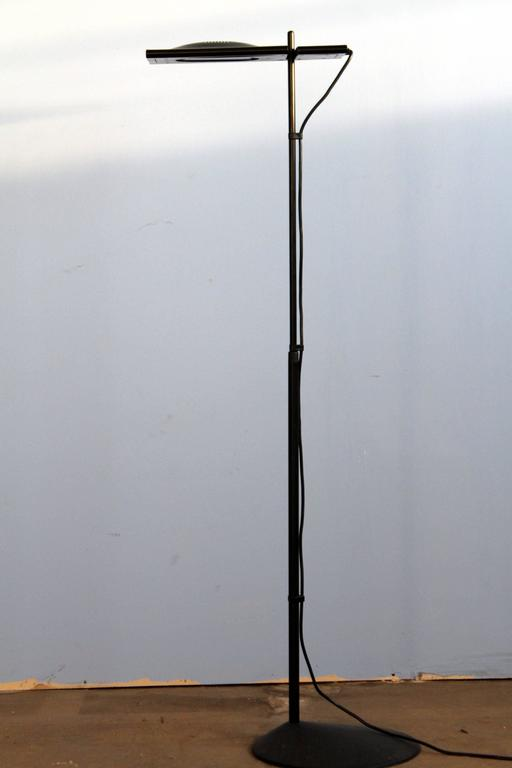 Italian Duna Tall Halogen Floor Lamp By Paf Studio For