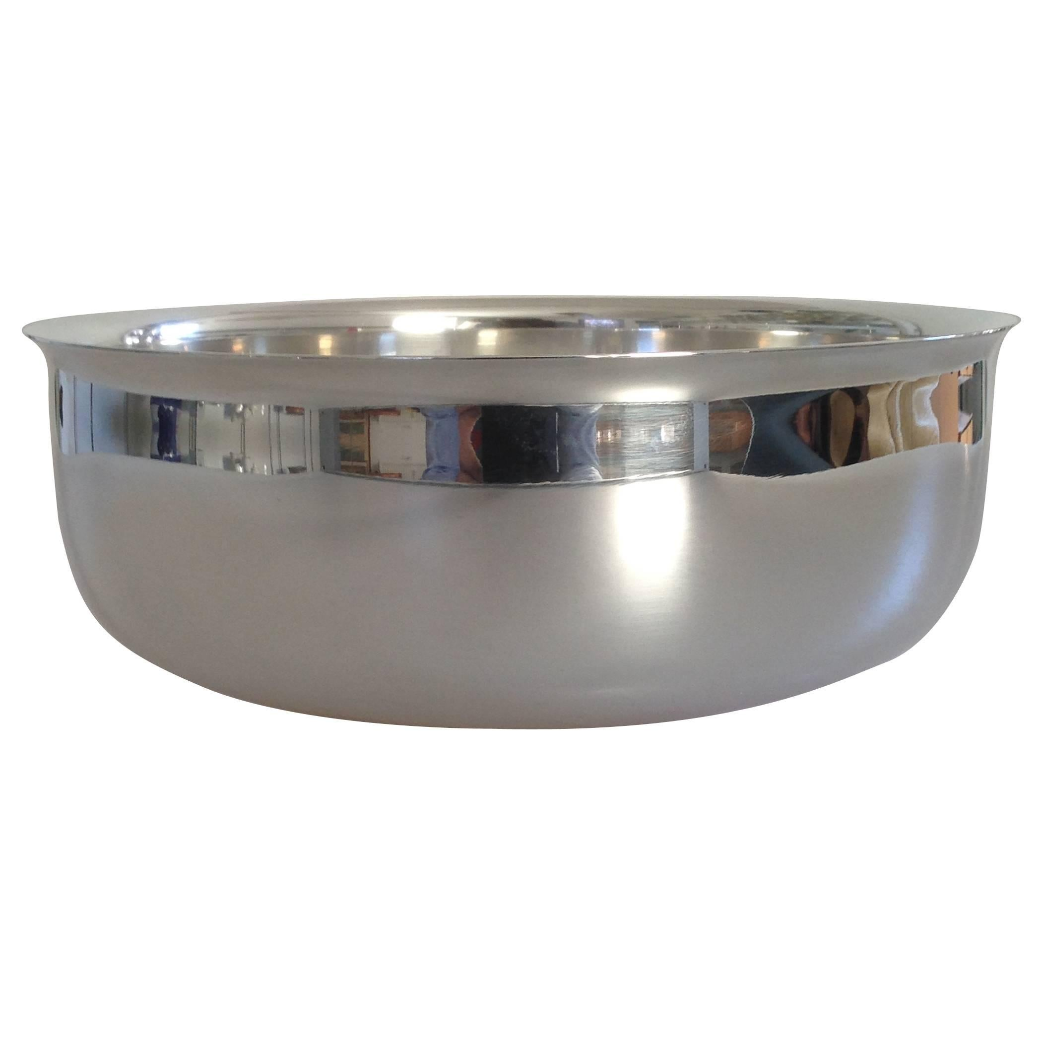 Georg Jensen Sterling Silver Bowl by Alev Siesbye