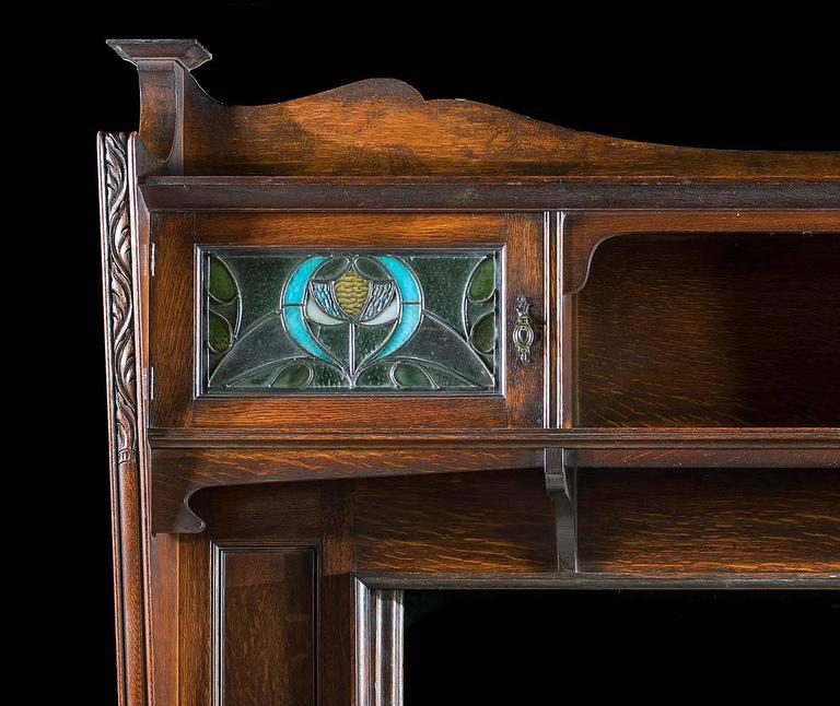 78 Images About Craftsman Style Fireplaces On Pinterest: Arts And Crafts Fire Surround For Sale At 1stdibs