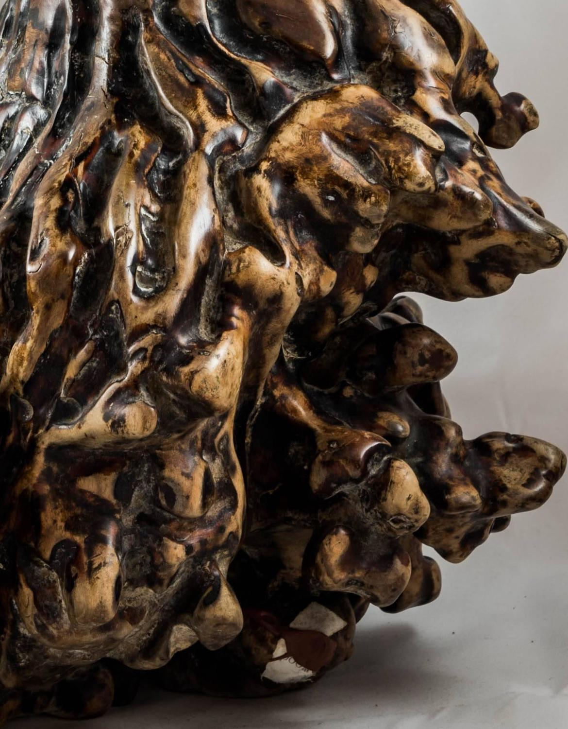Sculpture Natural Root Wood For Sale At 1stdibs