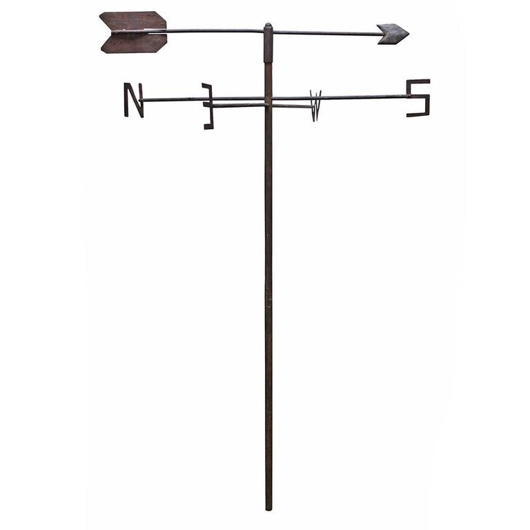 Early 20th Century Folk Art Weathervane