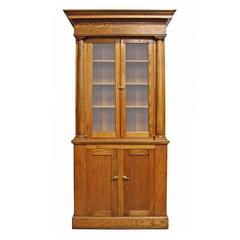 Antique Saloon Liquor Cabinet