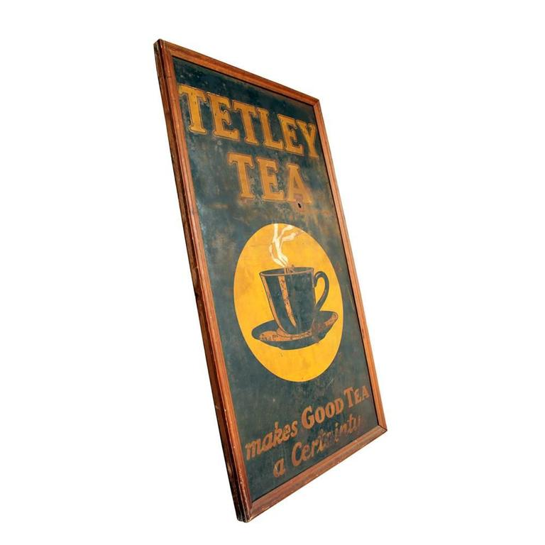 Tetley Tea Sign 2